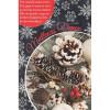 Grußkarte Snowy-Kiefern und beste Wünsche