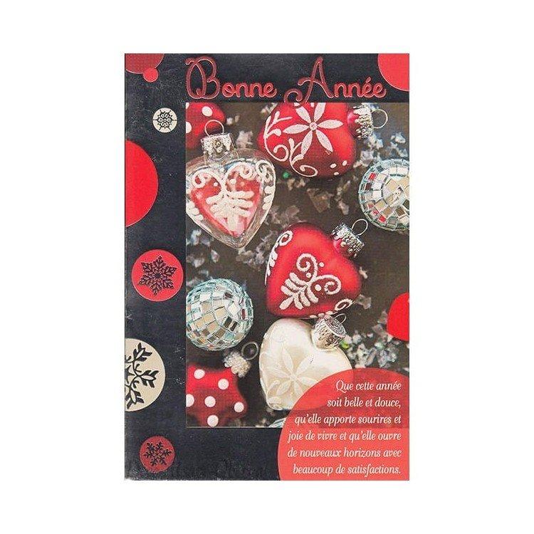 Retrouvez Carte de Voeux Décors de Noël et Bonne Année à Obernai