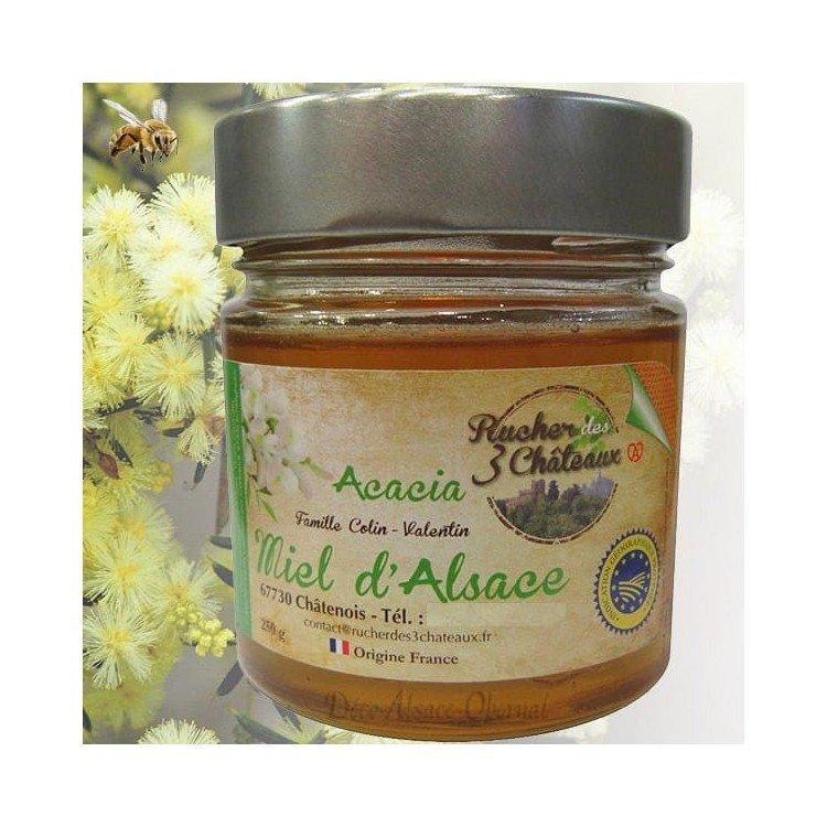 miel d'acacia d'alsace