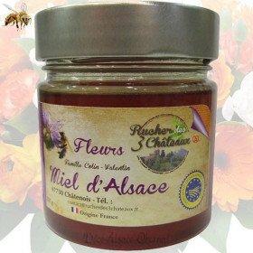 Miel Toutes Fleurs de France àLa Boite aux Trésors à Obernai