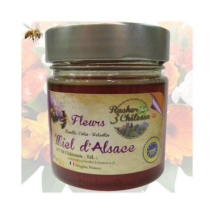 Retrouvez Miel Toutes Fleurs de France à Obernai