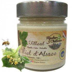 Miel de Tilleul Crémeux de France