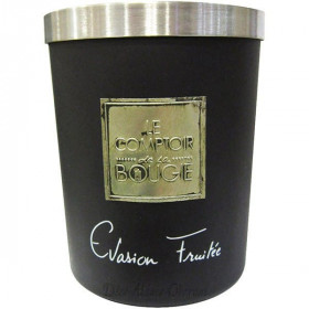 Evasion Fruity scented candle