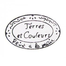 Tür Cure Tooth Keramik Dekor Coeur d'Alsace in La Boite aux Trésors in Obernai