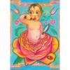 Postkarte Geburt von Liesel