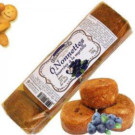 Barnacle Honig gefüllt mit Blueberry in La Boite aux Trésors in Obernai