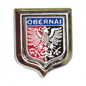 Pin's de Collection avec Ecusson d'Obernai