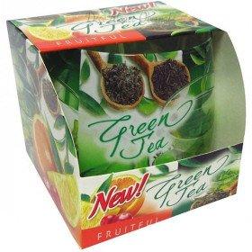 Bougie parfumée Green Tea aux Fruits La Boite aux Trésors à Obernai