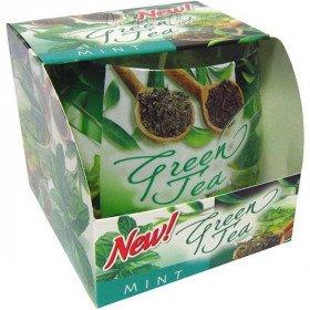 Bougie parfumée Green Tea à la Menthe