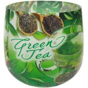 Bougie parfumée Green Tea à la Verveine à La Boite aux Trésors à Obernai
