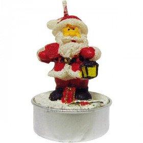 Santa Claus Dish Warmer Candle