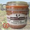 Terrine Artisanale au Crémant d'Alsace