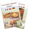 Livre les Recettes Originales d'Alsace