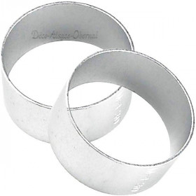 Kreis Aluminium Stanzform in La Boite aux Trésors in Obernai