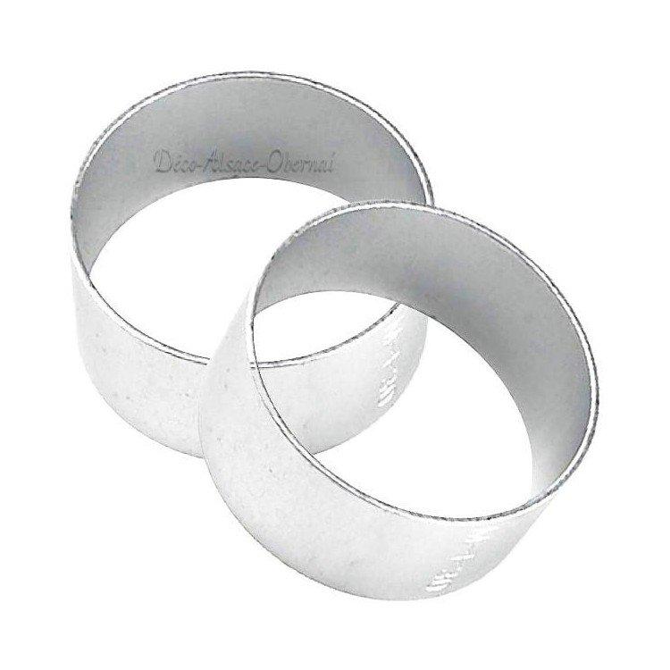 Retrouvez Emporte Pièce en Aluminium forme de Cercle à Obernai