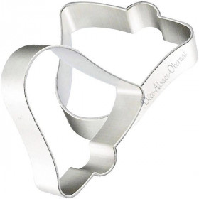 Emporte Pièce en Aluminium forme de Cloche