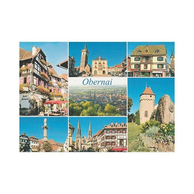 Carte Postale Vues d'Obernai bis