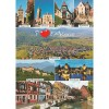 Carte Postale les Villages d'Alsace