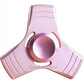 Hand Spinner Deluxe 3-Speichen-Aluminiumlegierung - Pink in La Boite aux