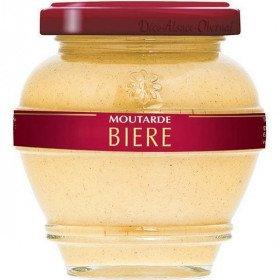 Moutarde Estivale d'Alsace à la Bière La Boite aux Trésors à Obernai