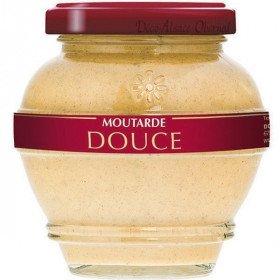 Moutarde Authentique d'Alsace Originale La Boite aux Trésors à Obernai