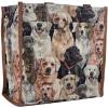 Tapestry Umhängetasche Hundemuster
