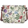 Handtasche Körper Garten-Blumen-Muster Tapestry