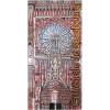 Straßburg-Kathedrale Magnet Reliefdekor