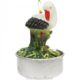 Stork Alsace Kerze Heizung Wohnung