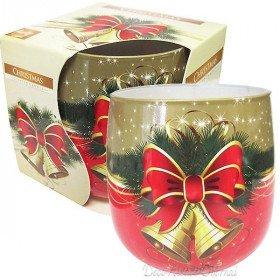 Bougie de Noël Christmas parfumée