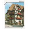Postkarte Schnogeloch das Restaurant in Obernai