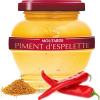 Sommer Senf aus dem Elsass mit Chili Espelette