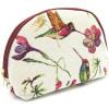 Reißverschlusstasche Muster Hummingbird Tapestry