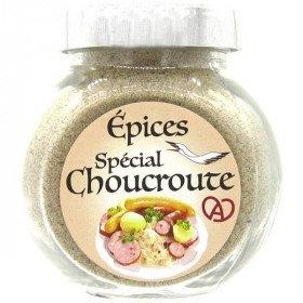 Spezielle Gewürze Sauerkraut Alsace Allergen