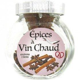 Épices Spécial Vin Chaud d'Alsace