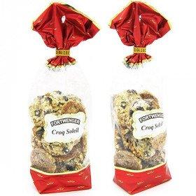 Bredele Croq' Soleil , Miel, Raisins et Graines de Tournesol