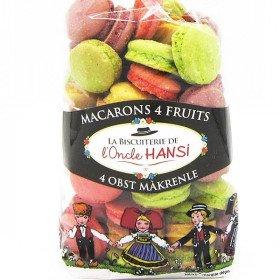 Macarons Elsass bis 4 Früchte Onkel Hansi in La Boite aux Trésors in Obernai