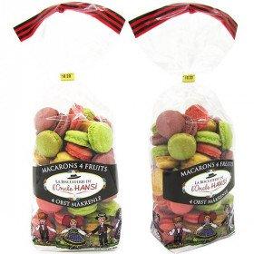 Macarons d'Alsace aux 4 Fruits de l'Oncle Hansi
