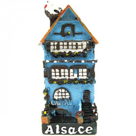 Magnet Décoratif Caveau d'Alsace Bleu