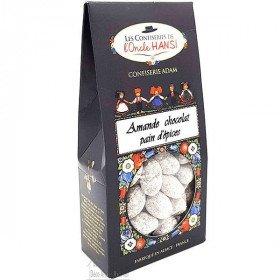 Confectionery Mandeln und Schokolade Lebkuchen Onkel Hansi in La Boite aux