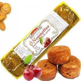 Barnacle Honig gefüllt mit Kirsche