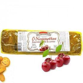 Barnacle Honig gefüllt mit Kirsche in La Boite aux Trésors in Obernai