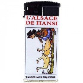 Je heller das Dekor Alsace Gardeuse Goose Museum Hansi