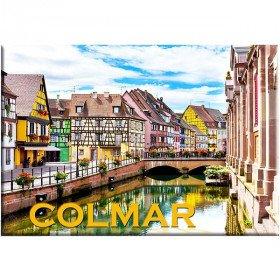 Magnet Décoratif La Petite Venise à Colmar