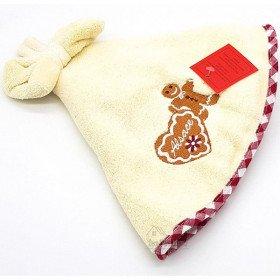 Handtücher für die Küche Rot gebürstet rotes rotes Eichhörnchen aus Elsass 50 cm