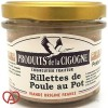 Rillettes de Poule au Pot