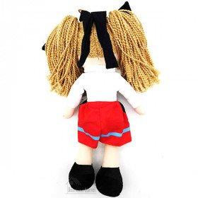 Weiche elsässische Puppe 35 cm in La Boite aux Trésors in Obernai