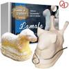 Kit zur vorbereitung von Lamala Elsässer mit Backform osterlamm 14 cm