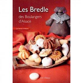 Livre de Recettes des Bredele des Boulangers d'Alsace
