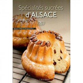 Rezeptbuch der süßen Spezialitäten von Elsass
